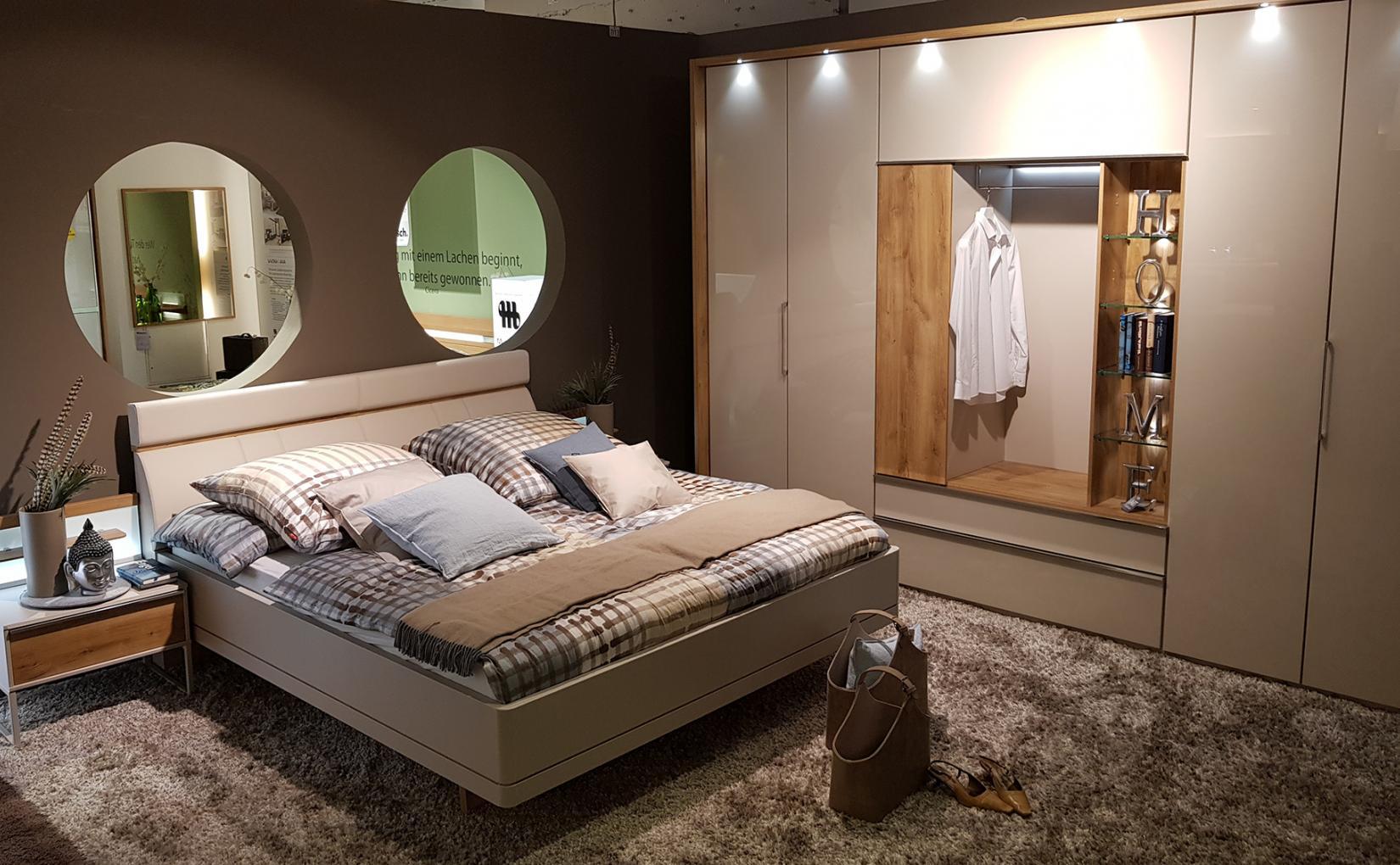 Möbel & Küchen Wannenwetsch - Schlafzimmer MR Sita